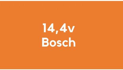14,4v accu voor Bosch gereedschap