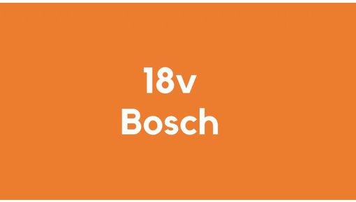 18v accu voor Bosch gereedschap