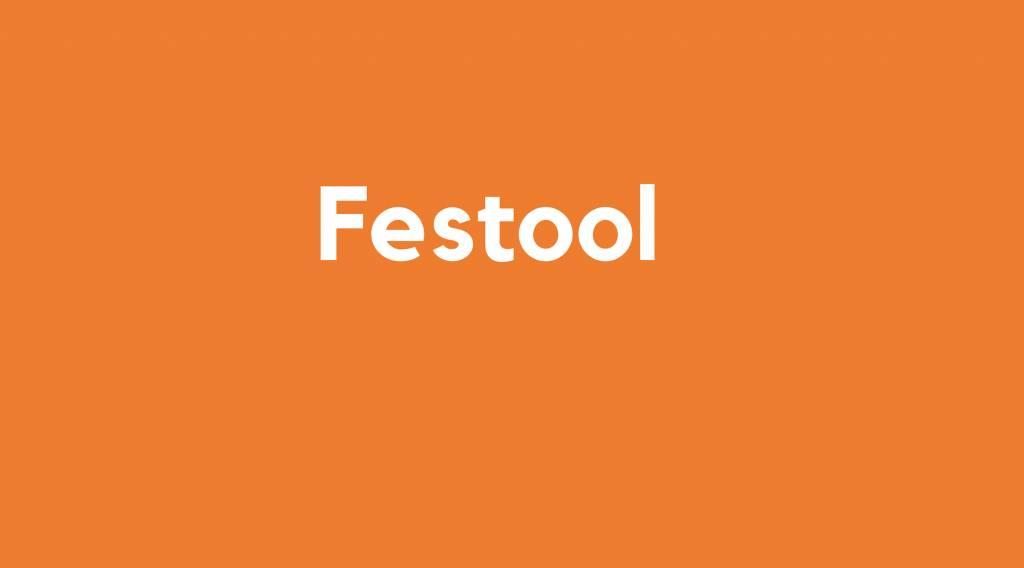 Accu voor Festool