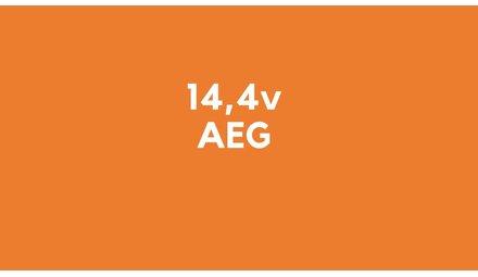 14,4v accu voor AEG