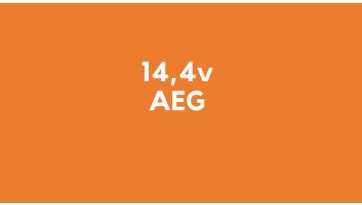 14,4 accu voor AEG gereedschap