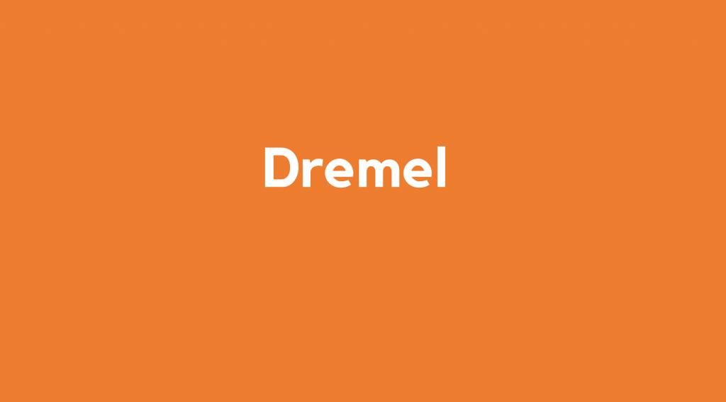 Accu voor Dremel