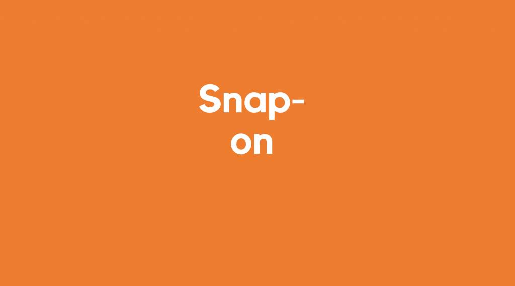 Accu voor Snap-on