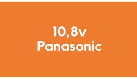 10,8v accu voor Panasonic