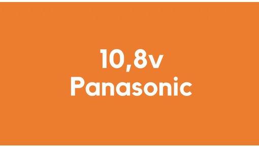 10,8v accu voor Panasonic gereedschap