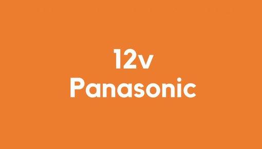 12v accu voor Panasonic gereedschap