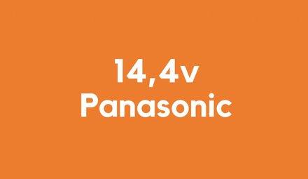 14,4v accu voor Panasonic