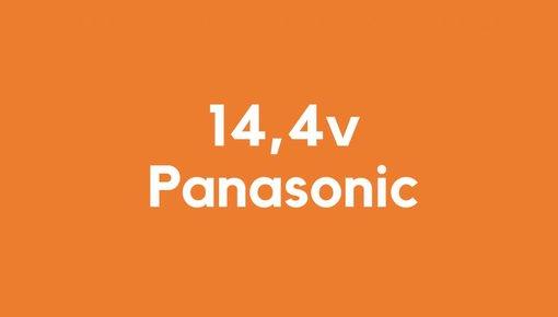 14,4v accu voor Panasonic gereedschap