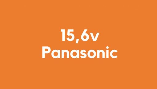 15,6v accu voor Panasonic gereedschap