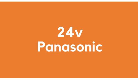 24v accu voor Panasonic