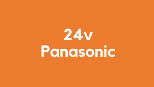 24v accu voor Panasonic gereedschap
