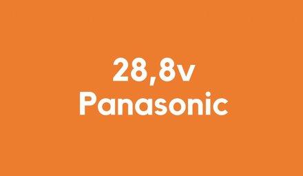 28,8v accu voor Panasonic