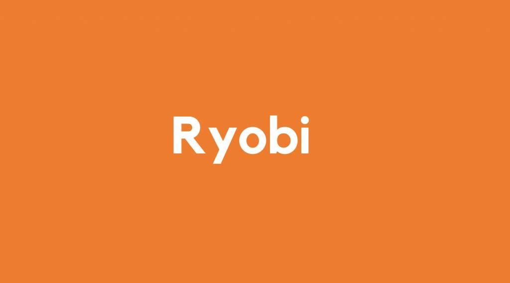 Accu voor Ryobi