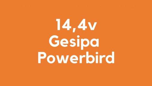 14,4v accu voor Gesipa Powerbird gereedschap