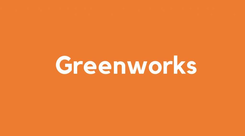Accu voor Greenworks