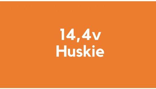 14,4v accu voor Huskie gereedschap