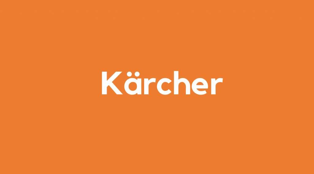 Accu voor Kärcher