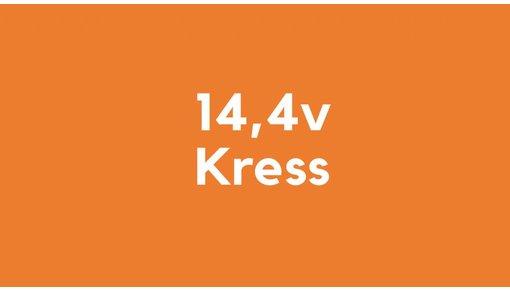 14,4v accu voor Kress gereedschap