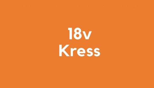 18v accu voor Kress gereedschap