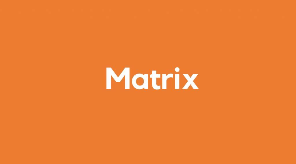 Accu voor Matrix