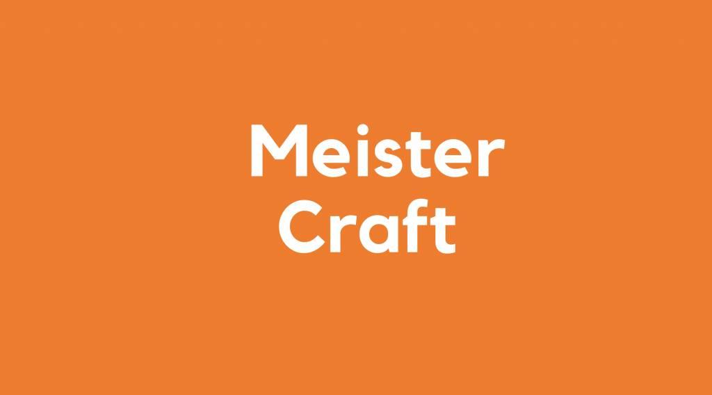 Accu voor Meister Craft