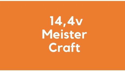 14,4v accu voor Meister Craft gereedschap