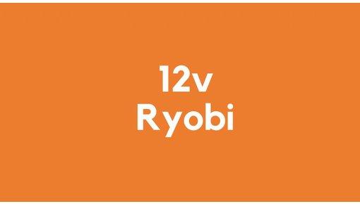 12v accu voor Ryobi gereedschap