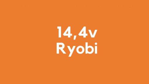 14,4v accu voor Ryobi gereedschap