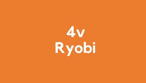 4v accu voor Ryobi gereedschap