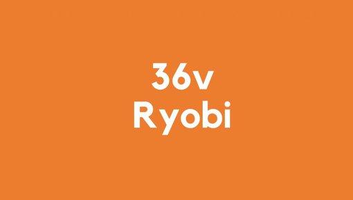 36v accu voor Ryobi gereedschap