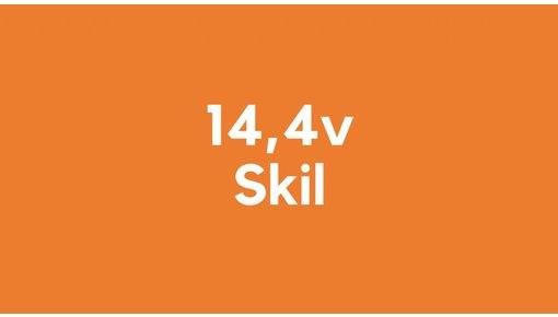 14,4v accu voor Skil gereedschap