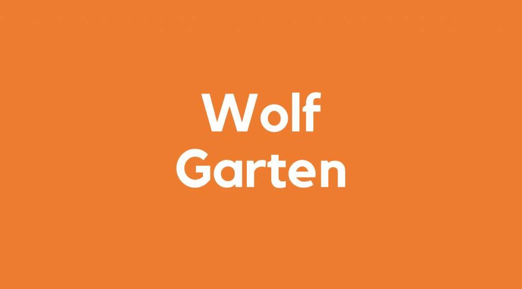 Accu voor Wolf Garten