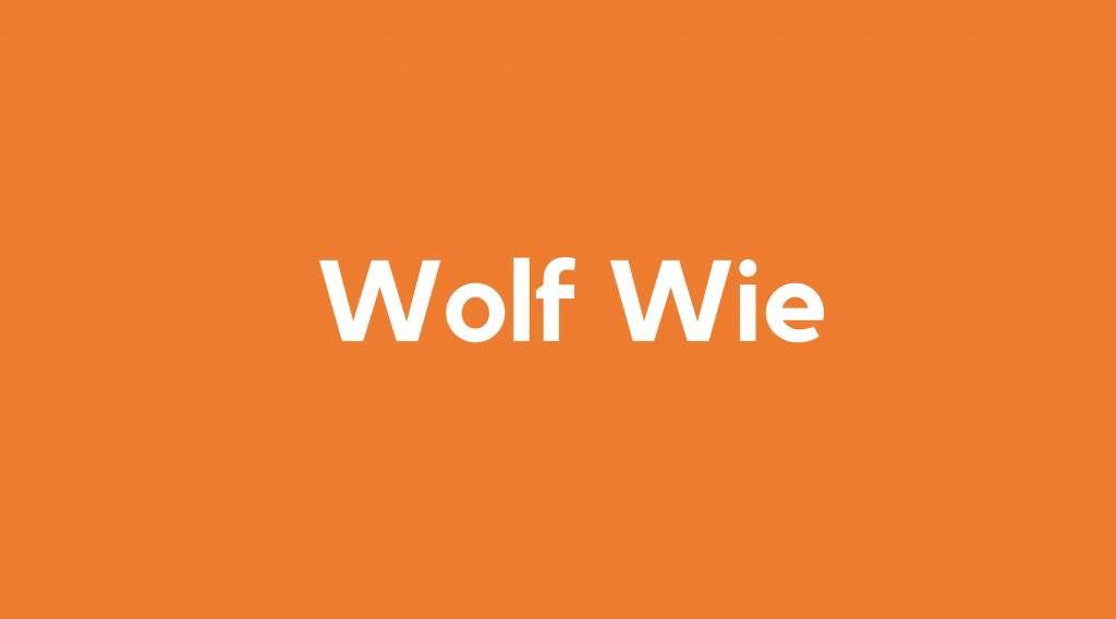 Accu voor Wolf Wie