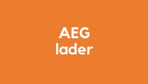 Acculader voor AEG gereedschap