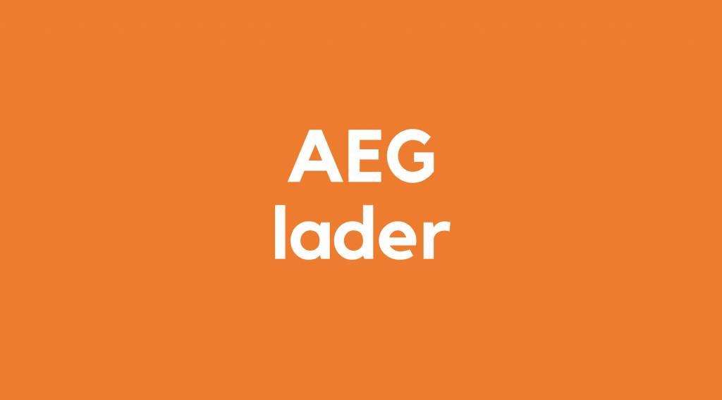 Lader  AEG