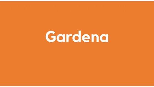 Lader voor Gardena gereedschap
