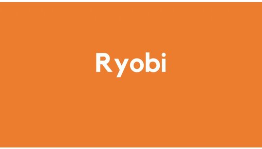Lader voor Ryobi gereedschap