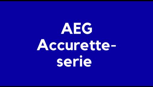 Accu voor AEG Accurette-serie elektrische en robotstofzuigers