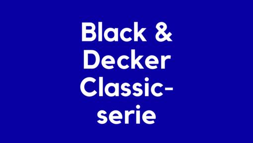 Accu voor Black & Decker Classic-serie elektrische en robotstofzuigers