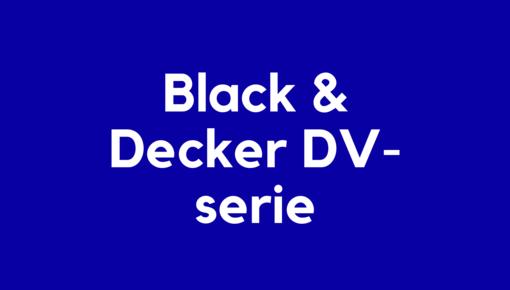 Accu voor Black & Decker DV-serie elektrische en robotstofzuigers