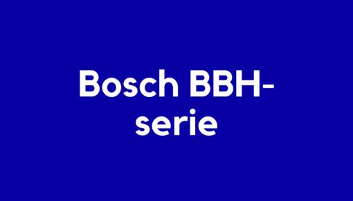 Accu voor Bosch BBH-serie elektrische en robotstofzuigers