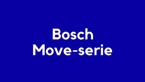 Accu voor Bosch Move-serie elektrische en robotstofzuigers