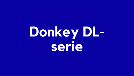 Accu voor Donkey DL-serie elektrische en robotstofzuigers