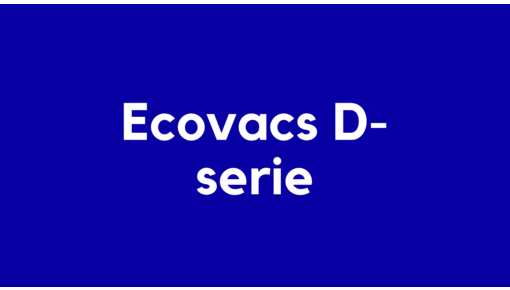Accu voor Ecovacs D-serie elektrische en robotstofzuigers