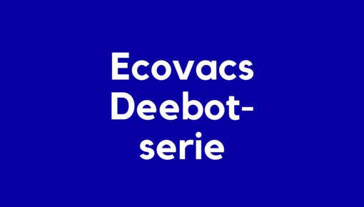 Accu voor Ecovacs Deebot-serie elektrische en robotstofzuigers
