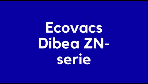 Accu voor Ecovacs Dibea ZN-serie elektrische en robotstofzuigers