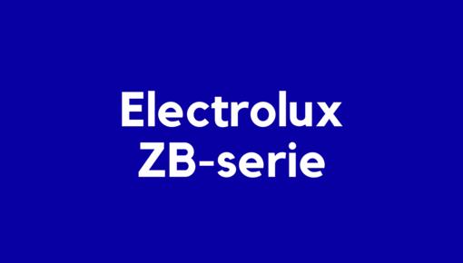 Accu voor Electrolux ZB-serie elektrische en robotstofzuigers