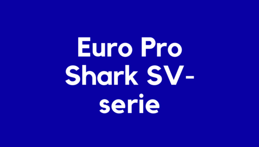 Accu voor Euro Pro Shark SV-serie elektrische en robotstofzuigers