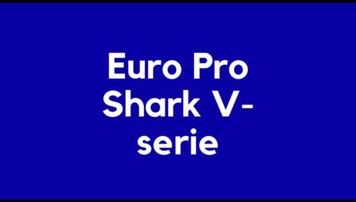 Accu voor Euro Pro Shark V-serie elektrische en robotstofzuigers