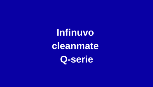 Accu voor Infinuvo Cleanmate Q-serie elektrische en robotstofzuigers